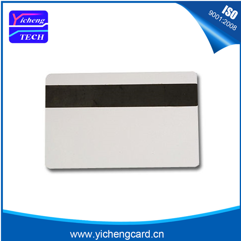 10pcs Blank White PVC Loco  1-3 magnetic stripe card Plastic Credit Card 30Mil Magnetic Card with printable for card printer 230pcs lot inkjet printable blank pvc card for epson printer canon printer credit card size