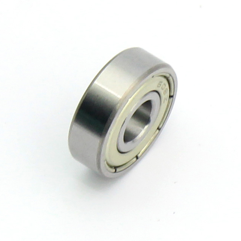 Wear Resistance Carbon Steel 608rs Deep Groove Ball Bearings Toy Accessories