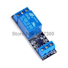 5pcs Free Shipping 1 Channel Relay Module 12V Low level triggered for Arduino ARM PIC AVR DSP