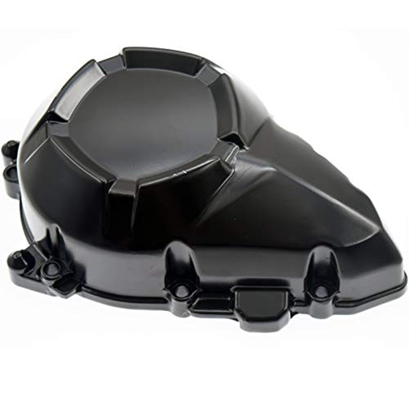 Motorcycle Aluminum Left Side Crankcase Stator Starter Engine Cover for Kawasaki Z800 2013 2014 Block & Parts     - title=