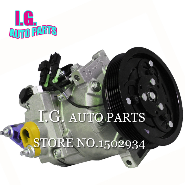 High Quality A/C Compressor and Clutch Compressor Fit For Car Volvo XC60 S80 V70 XC70 3.0L 3.2L 2007 2008 2009 2010 471-5020