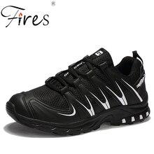 Fires Men Sport Shoes Winter Running Sneakers Breathable Jogging Patchwork Comfortable outdoor Trend Walking