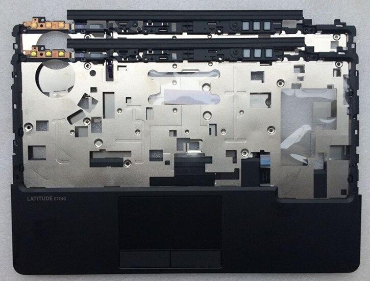 New Original For  Dell Latitude E7240 Palmrest & Touchpad Shell Cover Palm Rest 8DR9X 08DR9X dell latitude e7240
