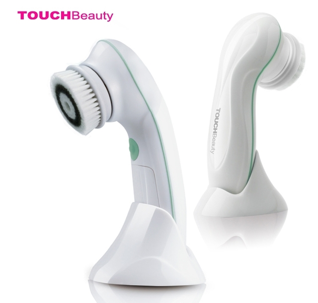 TOUCHBeauty luxury electric facial cleanser face care health monitor beauty products device