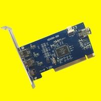 DV Digital PCI Firewire Analog Video Audio IEEE 1394 Capture Card W Studio 10SE