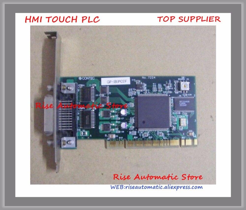 NI PCI GP-IB no 7224 carte dacquisition CONTECNI PCI GP-IB no 7224 carte dacquisition CONTEC