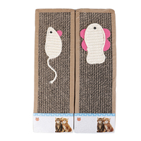 new-arrival-mouse-fish-style-pet-cat-scratch-play-pad-corrugated-safe-card-board-scratcher-toy