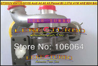 GT2052V 454135-5010S 059145701D Turbocharger For Audi A4 A6 A8 For Volkswagen Passat B5 Skoda Superb I 2.5L TDI AYM/AKE/BDH/BAU