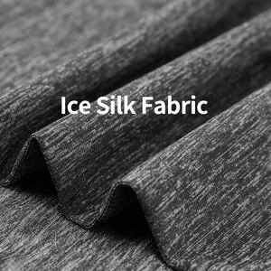 ROCKBROSS Ice Silk антиуф Защита от солнца, шаль рукава, рукава для велосипеда, рыбалки, бега, занятий спортом на открытом воздухе