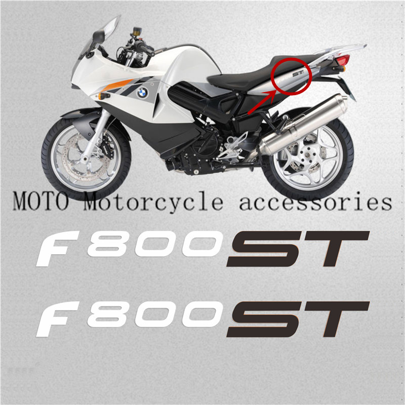 2 PCS Motorcycle Fairing Decals Stickers Graphic For BMW F800ST F800 ST