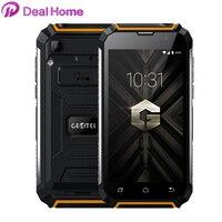 Geotel G1 5,0 ''Android 7,0 MTK6580A Quad Core Smartphone 2 GB + 16 GB 7500 mAh 1280x720 WCDMA 3G Dual SIM All Language