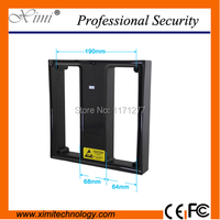 High quality 2pcs 1M long distance recognition Weigand26 reader for door access control 125KHZ RFID card EM ID proximity reader