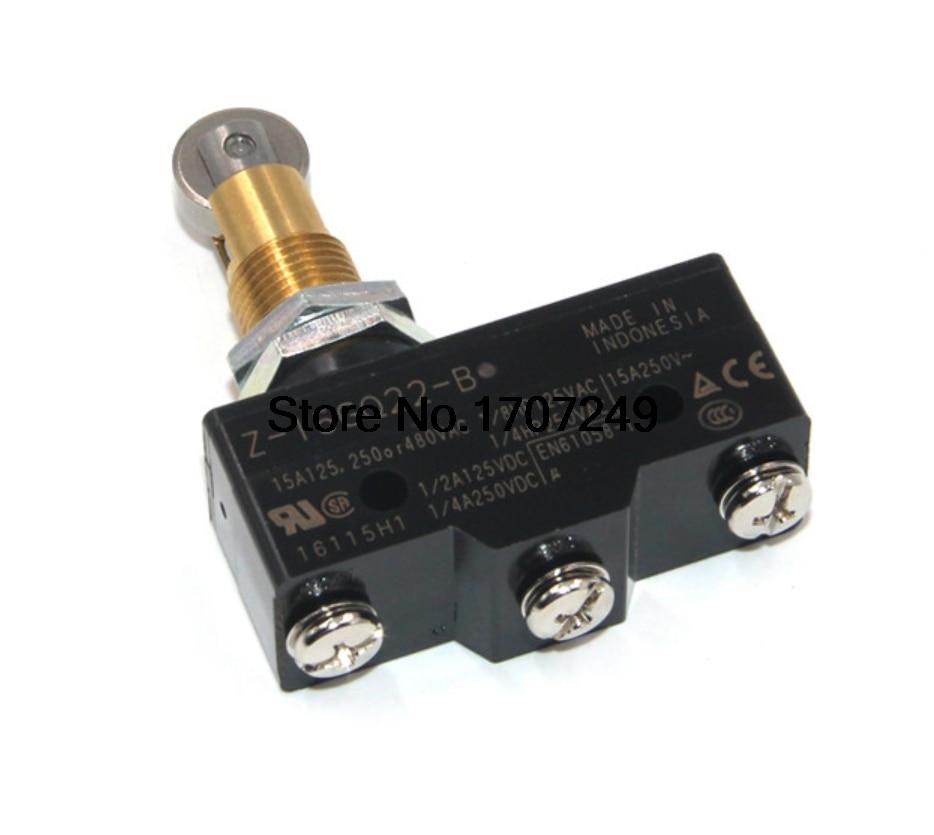 Free shipping 5pcs lot New original OMRON Micro switch Z 15GQ22 B