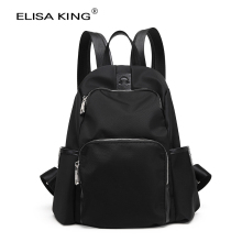 2016 fashion nylon women backpack bag casual waterproof ladies travel bags school bags for teenage girls brand design backpacks