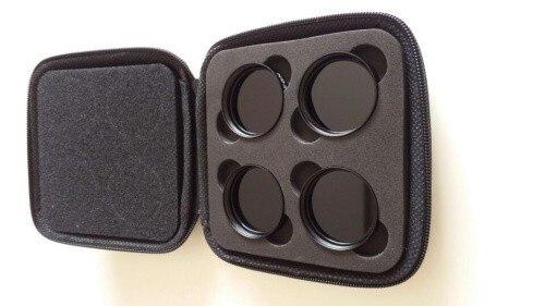 TACO-RC Multi-Coating MC ND filters set (ND4/8/16/32) for DJI Phantom 3 Pro, Adv