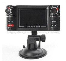 Carway F30 Car DVR 2.7″ TFT LCD HD 1080P Dual Camera Rotated lens Vehicle Driving Digital Video Recorder Night Vision Camcorder