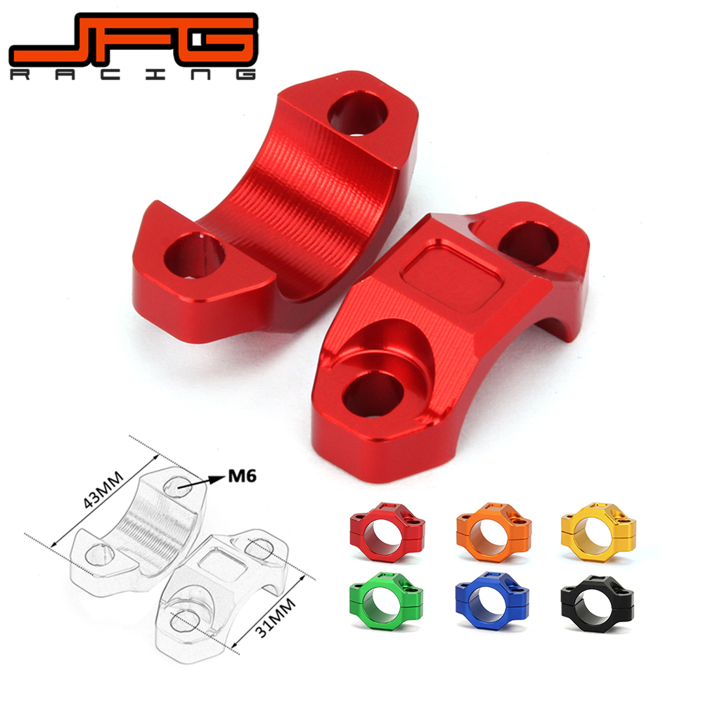 22MM CNC Universal Engine Stop Start Kill Switch Mount Button Hold Handlebar Rotating Bar Clamp For KTM EXC SX XC EXC XCF XCW