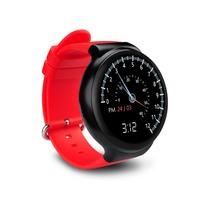 I4 Android 5 1 Smart Watch MTK6580 1GB RAM 16GB ROM Support Heart Rate 3G WiFi