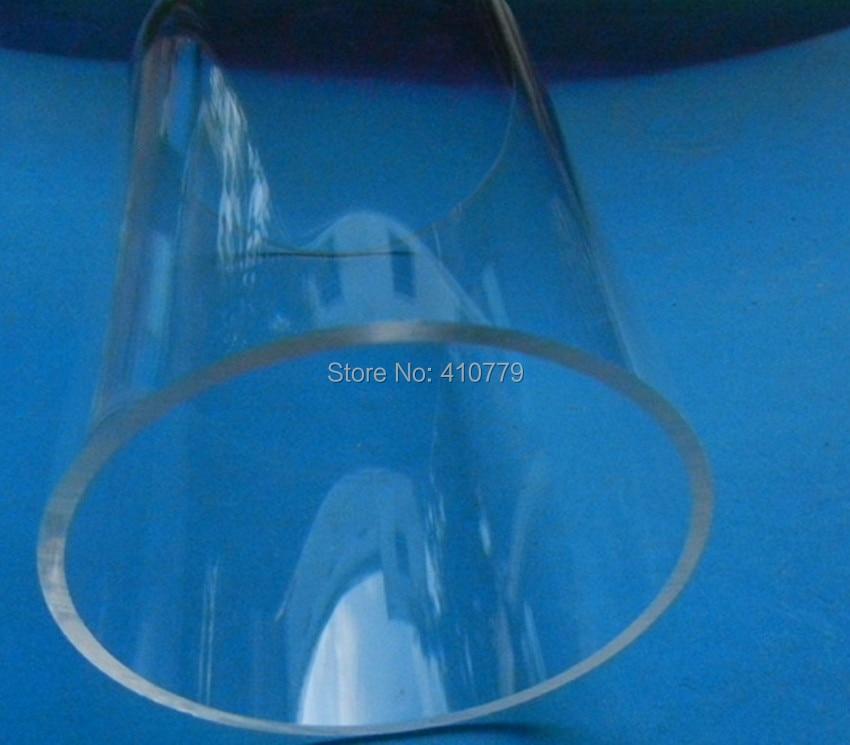 THZ Acrylic Tube Tranaparent Plastic Pipe Plexiglass Perspex Tubing (22)