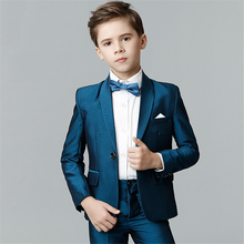 Boys gentleman style formal suits for 3-10 years