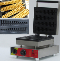 commercial automatic lolly waffle maker / lolly waffle oven