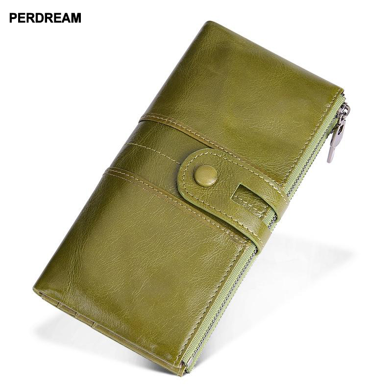 New retro leather men's wallet fashion business hand bag leather coin purse double zipper long wallet new oil wax leather men s wallet long retro business cowhide wallet zipper hand bag 2016 high quality purse clutch bag