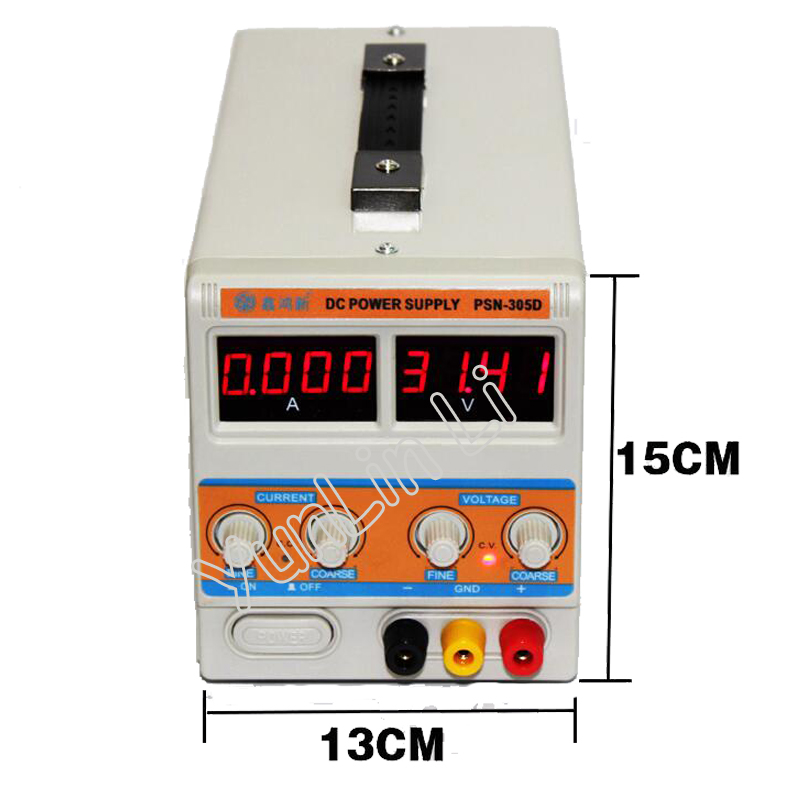 все цены на 110V/220V Regulated Stablizers 30V/5A Switching Regulated Adjustable Digital DC Power Supply SMPS онлайн