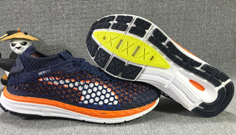 New Arrival  Puma IGNITE Limitless Mens shoes Breathable Sneakers Badminton Shoes size40-44