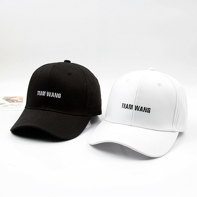 WANG Fashion Baseball TEAM JACKSON Adjustable KPOP GOT7 Cap Hat