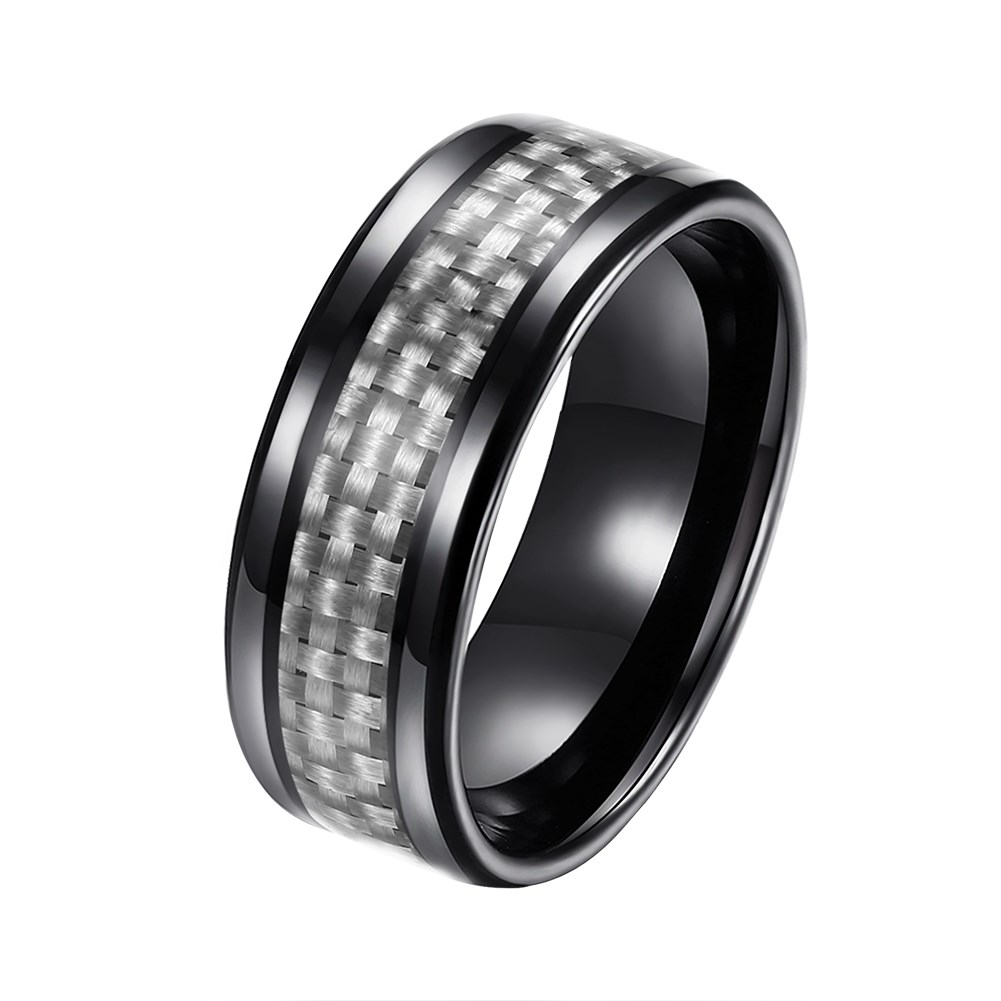 Ring men stainless steel ring fashion Jewelry statement ...