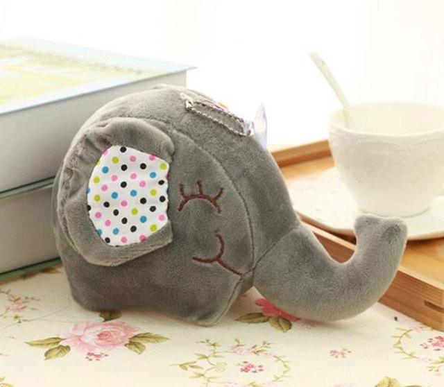 Elephant baby toy