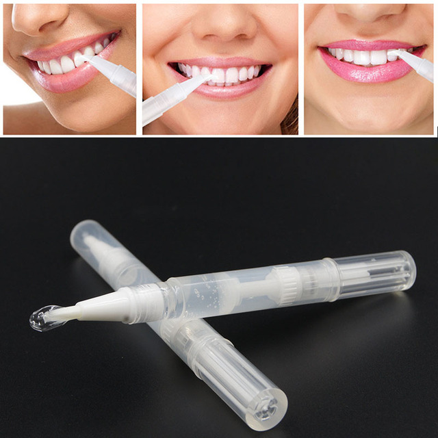 Teeth Whitening Pen Tooth Gel Branqueador Bleach Remover Manchas
