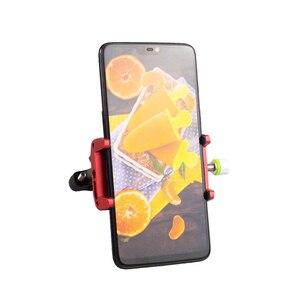 Image 4 - Arvin motocicleta bicicleta titular do telefone para o iphone xr samsung s8 s9 telefone móvel moto guiador clipe suporte de montagem gps