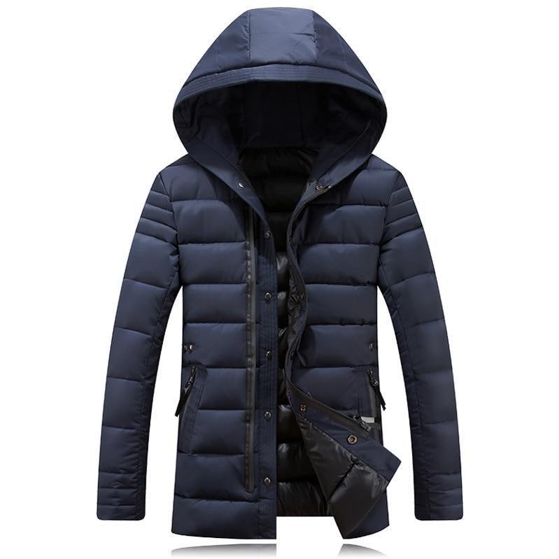 Maxi Winter Jacket Men Coat Plus Size Mens Jackets And Coats Parka Manteau Homme Hiver Abrigos Hombres Invierno Hot Sale #037