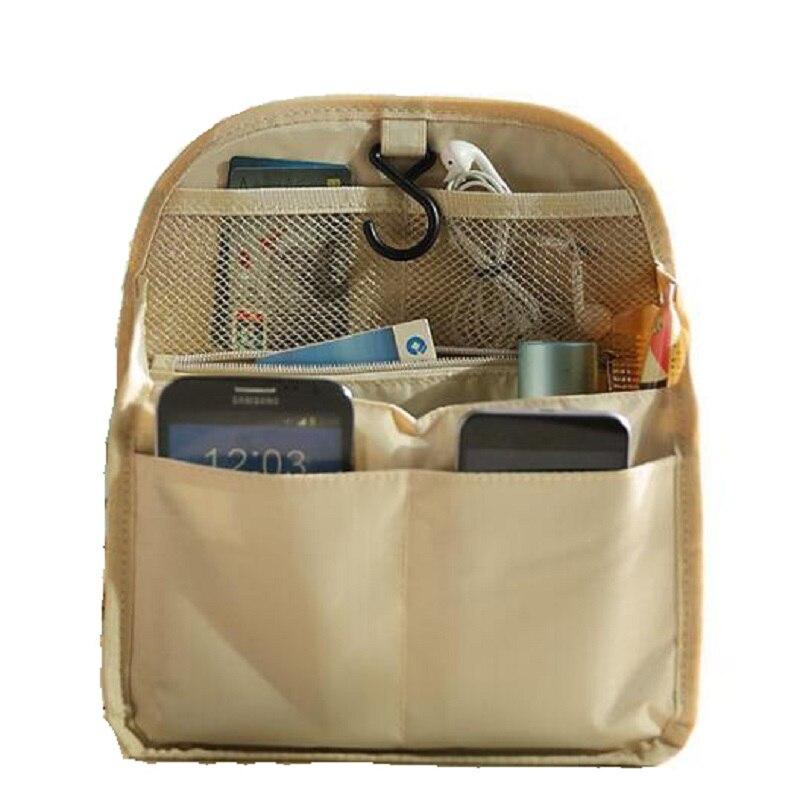 Waterproof Backpack Organizer Insert Ultra-Light Backpack Purse Organizer Bag Organiser Diaper Bag Gadget Organization gadget