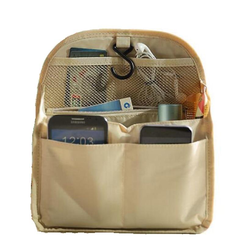 Waterproof Backpack Organizer Insert Ultra-Light Purse Bag Organiser Diaper Gadget Organization