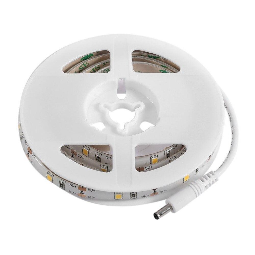 Tiras de Led levou sensor de movimento luz Color : Cool White/warm White