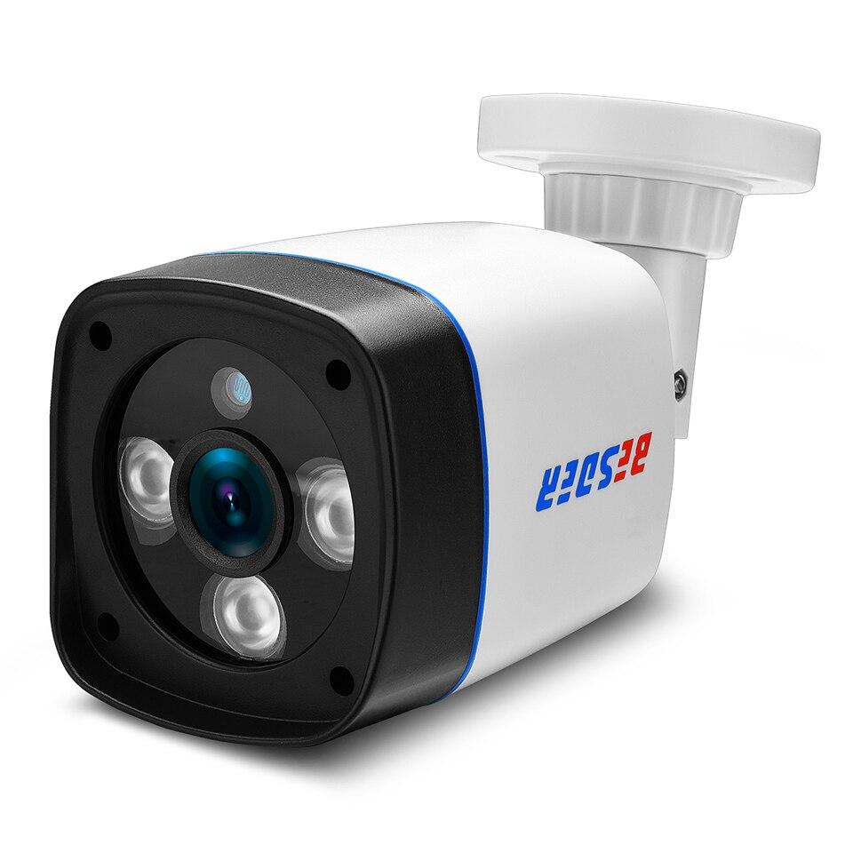 bilder für BESDER Niedrige Ablichtung 1080 p HD Megapixel ONVIF H.264 P2P Kugel HI3516C Wasserdicht 2MP Kunststoff Outdoor-überwachung Ip-kamera