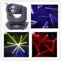 2x Showtec Бесконечности LED Луч Мыть 4x25 Вт Движущихся Головного Место Клуба DJ Disco/летать случае