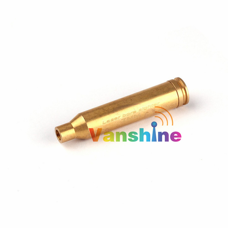Hunting Tactical 7mm Remington Caliber Cartridge Airsoft Red Laser/Brass  cartridge For Scope-in Lasers from Sports & Entertainment on Aliexpress com  |