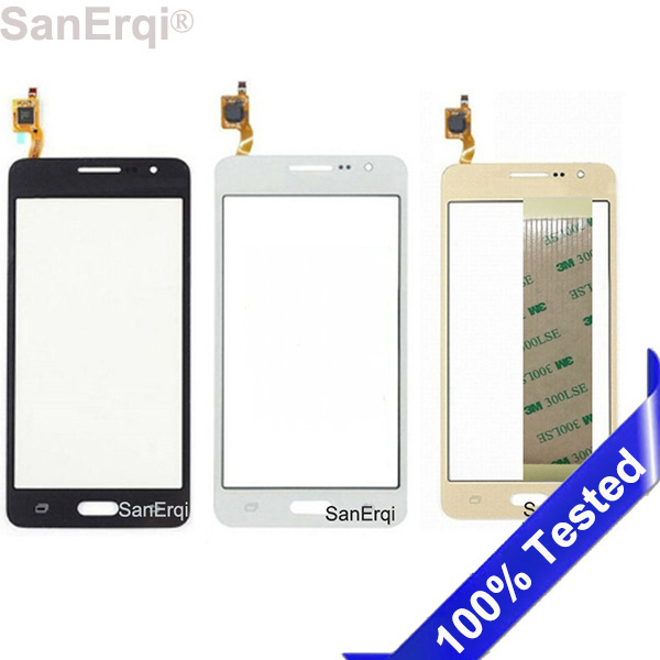 SanErqi 10pcs TouchScreen Display For Samsung Galaxy Grand Prime G530 G530H G531 G531F SM G531F Digitizer Sensor Touchscreen in Mobile Phone Touch Panel from Cellphones Telecommunications