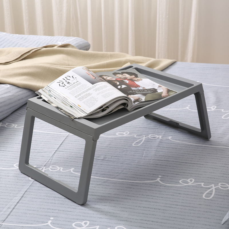 Simple Fashion Creative Laptop Table Folding Computer Desk Portable Bed Studying Table Notebook Desk For Sofa Bed actionclub simple fashion laptop table creative foldable computer desk portable bed studying table notebook desk for sofa bed