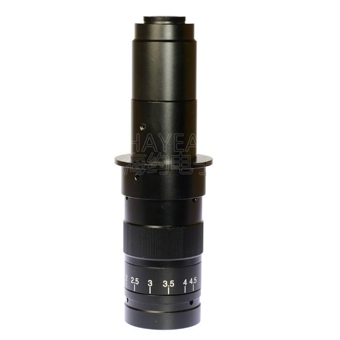 XDC-10A 180X C-Mount Fotocamera HD CCD 4.5X Monoculare Lente del Microscopio IndustrialeXDC-10A 180X C-Mount Fotocamera HD CCD 4.5X Monoculare Lente del Microscopio Industriale