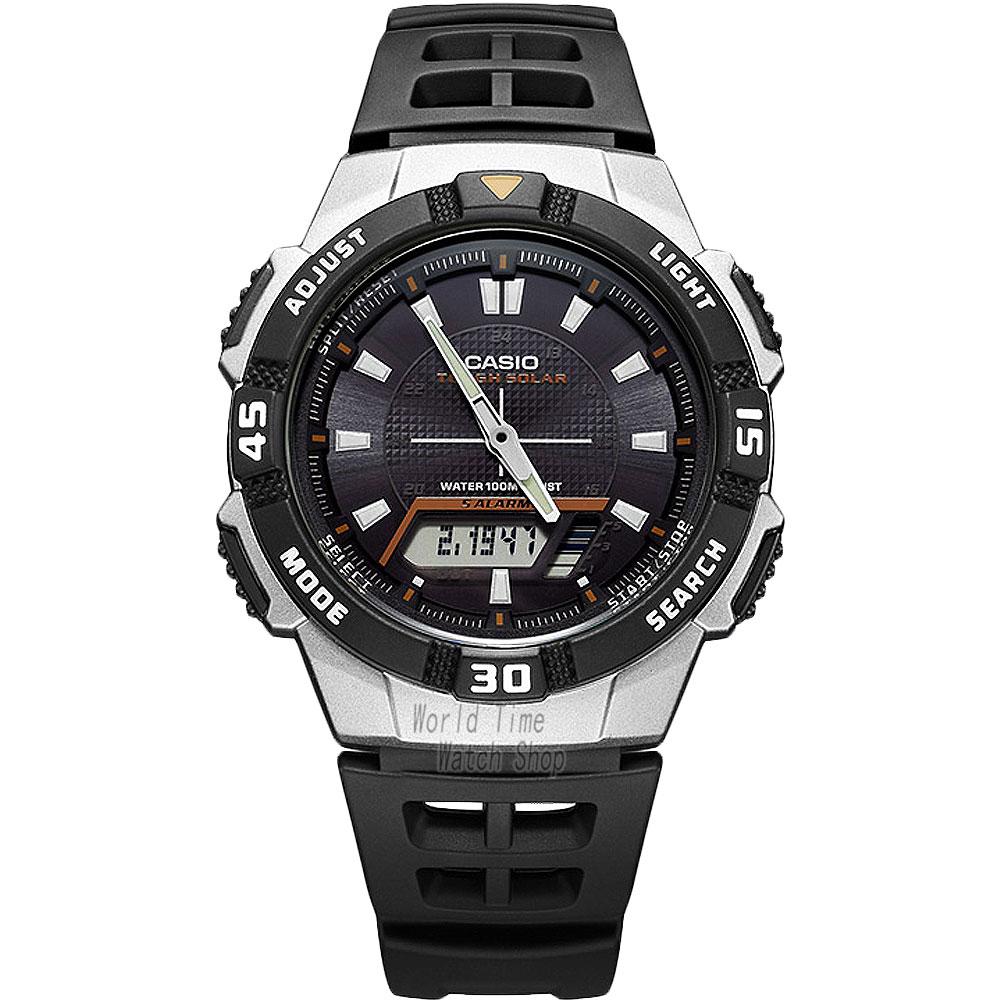 ФОТО Casio watch Solar outdoor sports casual men's watches AQ-S800W-1E AQ-S810W-1A AQ-S810W-1A3 AQ-S810W-1B AQ-S810W-2A2 AQ-S810W-3A