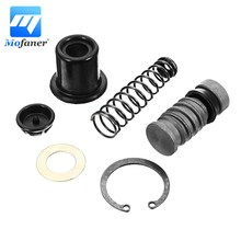 1Set Motorcycle Clutch Brake Pump 14mm Piston Plunger Repair Kits Master Cylinder Piston Rigs Repair Fit Motocross/Scooter