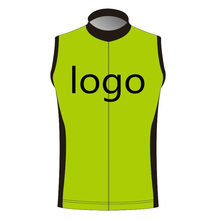 Custom Windproof Cycling Vest Sleeveless Jersey Can Choose Any size/Any color/Any logo Accept  DIY Bicycle Wear 2016 custom cycling skinsuit short sleeve set customize bicycle skin suit any design accept any colour any sizes 100% lycra