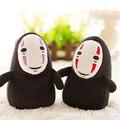 15 cm chihiro No Face Ghost Kaonashi Plush Doll creativo Pendat regalos de juguetes