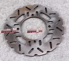 Arashi Rear Brake Disc Rotor For Kawasaki 2007 2008 2009 2010 Z750 Z1000 GTR1400 ZZR1400