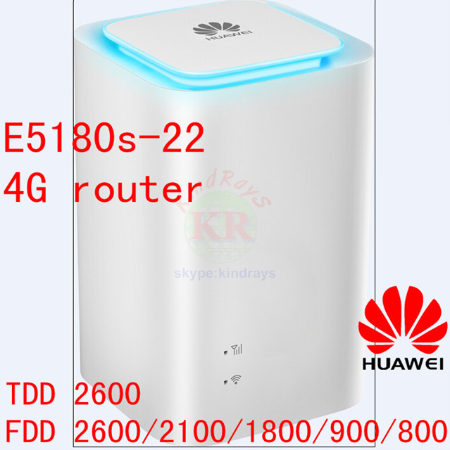 HUAWEI E5180 e5180s 22 4G 2G 3G LTE 150Mbps UNLOCKED NEW Router font b VOIP b