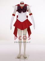 Sailor Moon Super S Film Sailor Mars Rei Hino Raye Cosplay Costume Mp001407